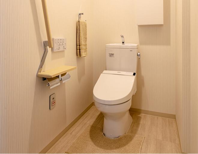 としたトイレ