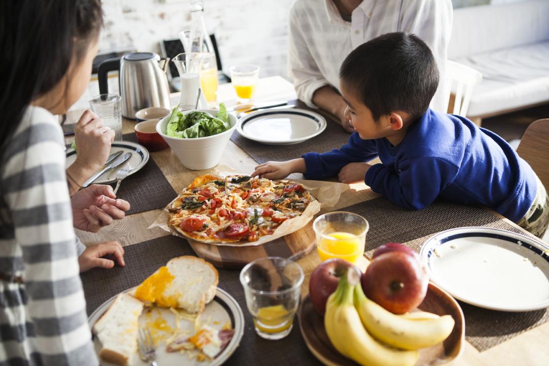 親族とのほどよい関係を育む、 「スープの冷めない距離」の心地よさ。