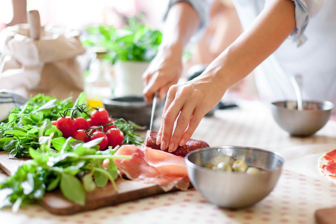 料理とは生きること・考えること。 でも、何よりも喜びの実感だと思う。