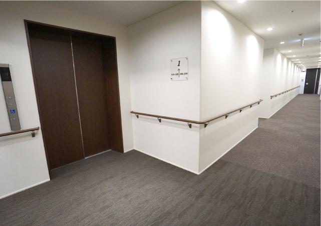 廊下・エレベーター