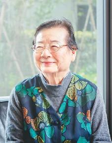 飯島光子さん